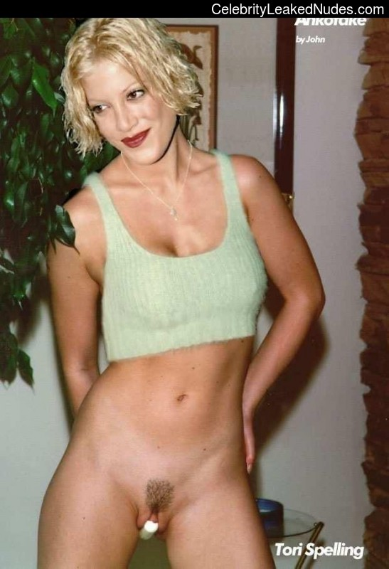 Good topic tori spelling nude fakes simply