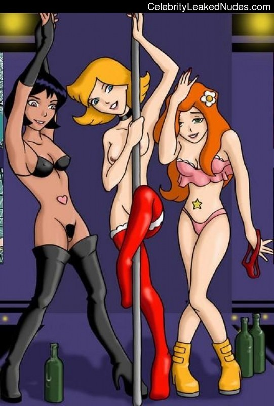 from Ricky sexy nude totally spies