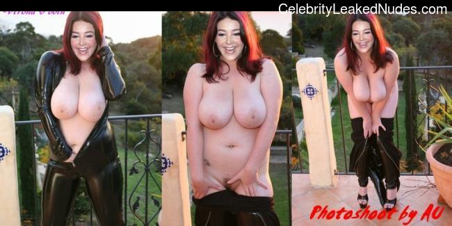 Verona Pooth celebrities naked