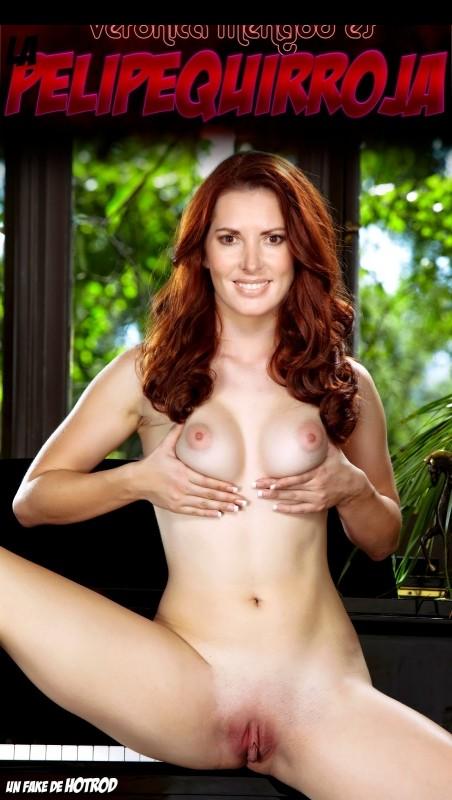 Veronica Mengod nude celeb