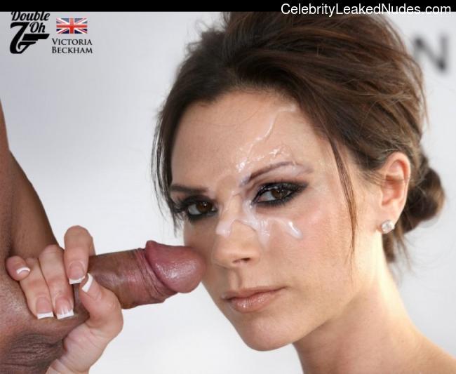 Victoria Beckham celebrity naked