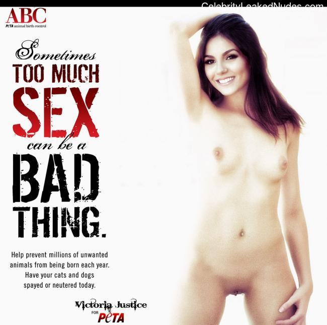 fake nude celebs Victoria Justice 30 pic