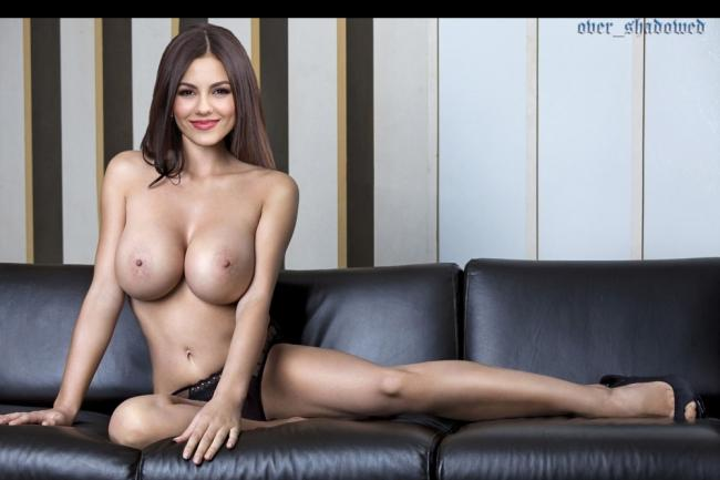 Celebrity Leaked Nude Photo Victoria Justice 4 pic