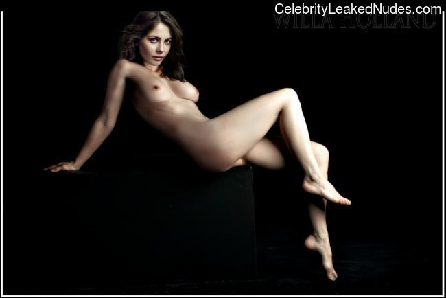 Best Celebrity Nude Willa Holland 3 pic
