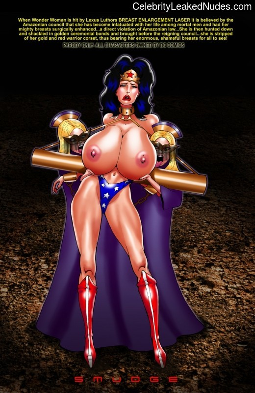 Celebrity Leaked Nude Photo Wonder Woman 13 pic