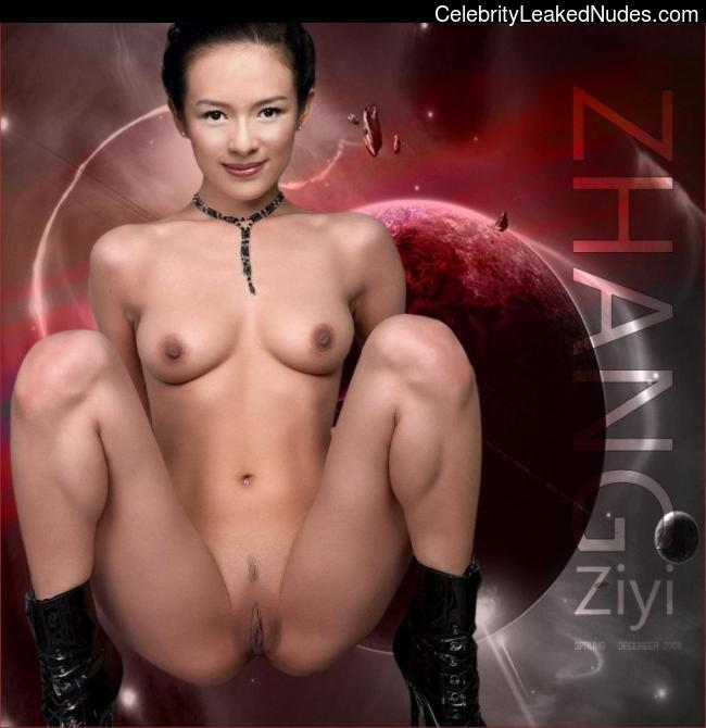 Interesting Gong li nude pussy penis