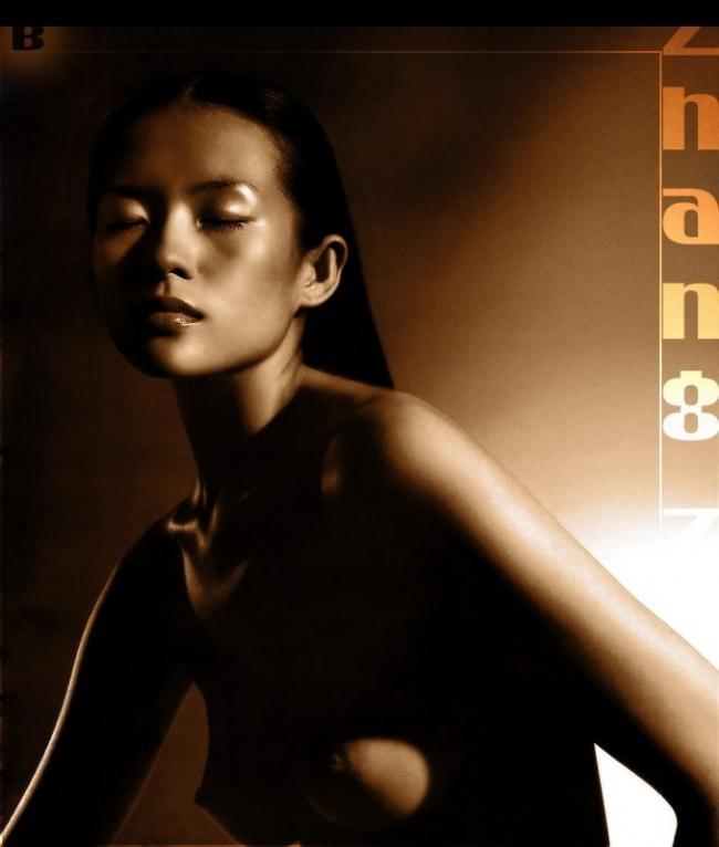 Zhang Ziyi celebrity nude