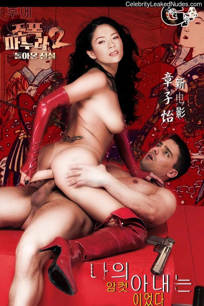 Zhang Ziyi nude celebrity