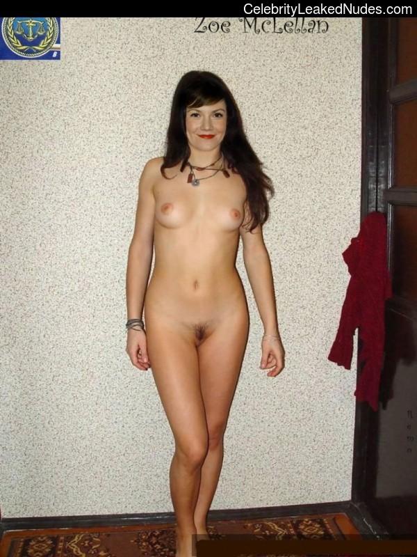 Zoe mclellan nude pics