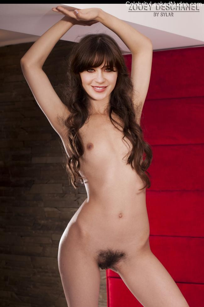 Naked celebrity picture Zooey Deschanel 7 pic