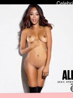 Alicia Fox Nude