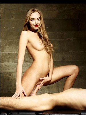 Amanda Seyfried nude celebrity pics
