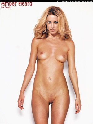 Amber Heard celebrities nude