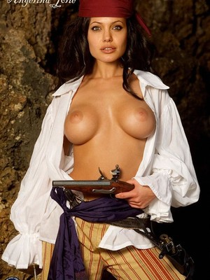 Celebrity Naked Angelina Jolie 10 pic