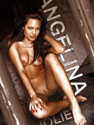 Celebrity Leaked Nude Photo Angelina Jolie 24 pic
