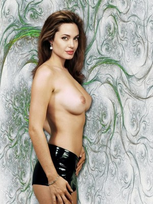 Free nude Celebrity Angelina Jolie 25 pic