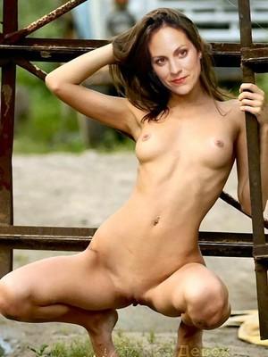 Annabeth Gish  nackt