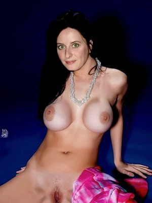Anne Decis celebrity naked
