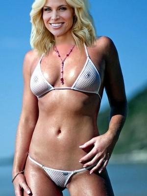 Brooke Burns celebrity naked