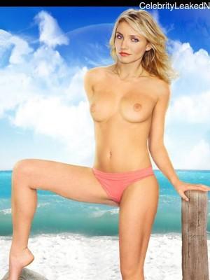 Celebrity Naked Cameron Diaz 24 pic