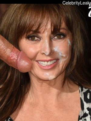 Carol Vorderman nude celebrity