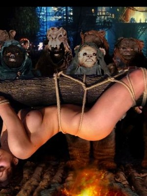 nude carrie fisher