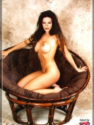 Naked catherine zeta-jones Yahoo fait