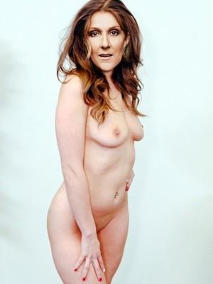 Celine Dion celebrities nude