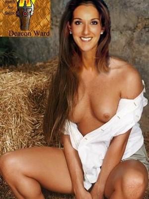 Naked Celebrity Pic Celine Dion 12 pic
