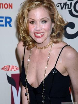 Christina Applegate celebrities naked
