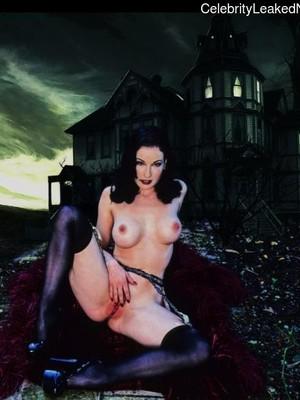 Dita Von Teese naked celebrities