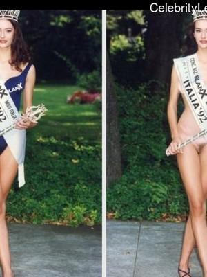 Gloria Zanin naked