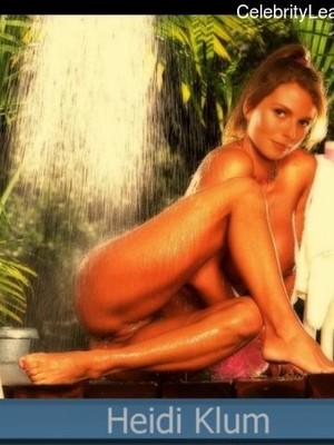 Free Nude Celeb Heidi Klum 13 pic