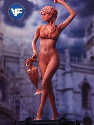 naked Heidi Klum 26 pic