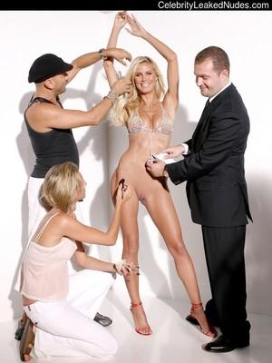 Heidi klum nackt nude