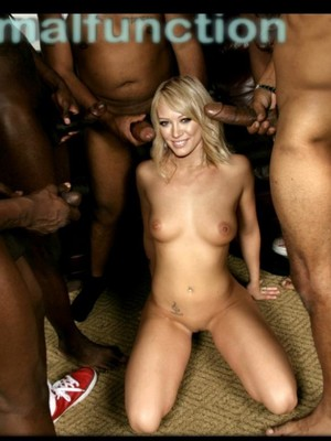 naked pictures of hillery duff