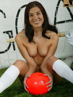 Hope Solo porn