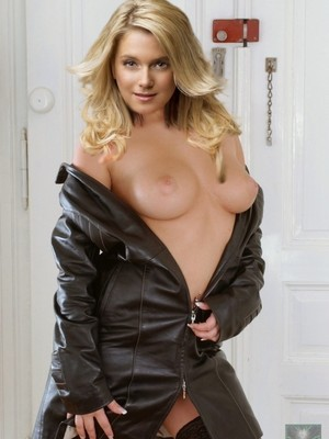 Nackt  Jeanette Biedermann Jeanette Biedermann