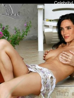 Naked celebrity picture Jennifer Connelly 15 pic