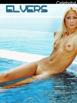 Jenny elvers nackt celeb