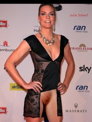 Julia scharf nude