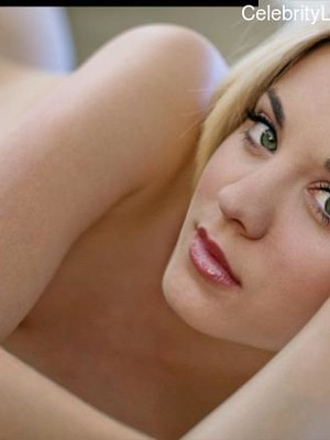 Naked Celebrity Pic Kaley Cuoco 20 pic