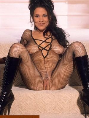 Karen Webb celeb nude