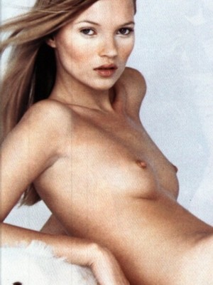 Kate Moss nude celebrity