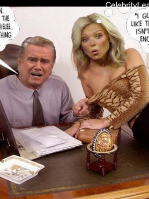 Naked celebrity picture Kelly Ripa 16 pic