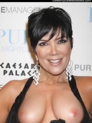 Nude kris jenner Caitlyn Jenner