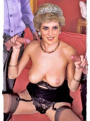 Diana nude lady Lady Diana