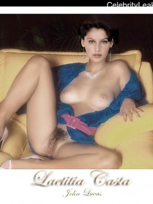 Naked celebrity picture Laetitia Casta 29 pic