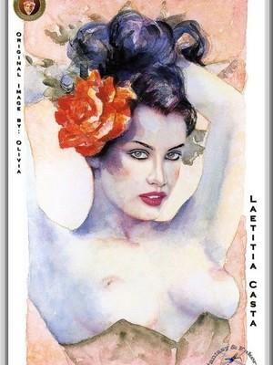 naked Laetitia Casta 25 pic
