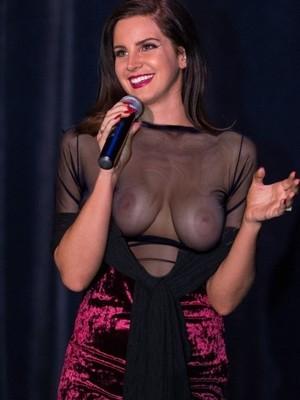 Lana Del Rey celebrity nudes